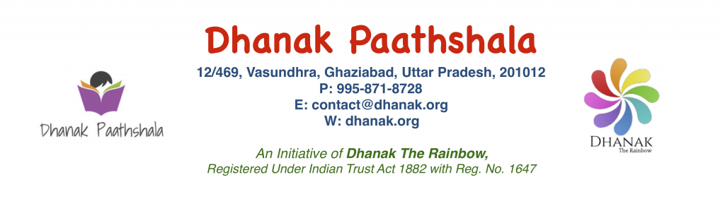 Dhanak Paathshala – Accepting Admissions